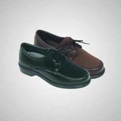 Zapato especial elastic comfort cordones