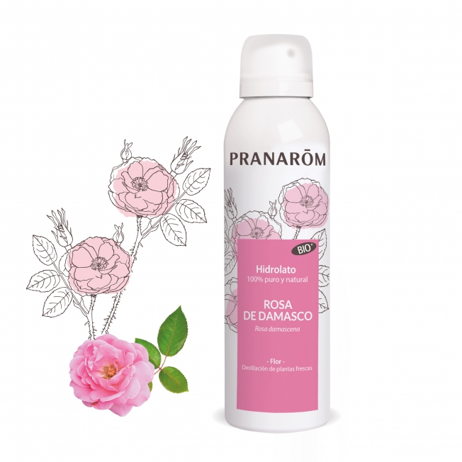 Descobreix els hidrolats de Pranarom en el teu ritual de bellesa i per a la teva salut