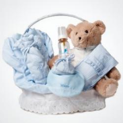 Cestas personalizadas para recién nacidos