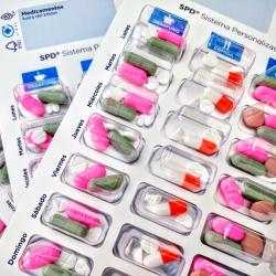 Sistema personalizado de medicación SPD