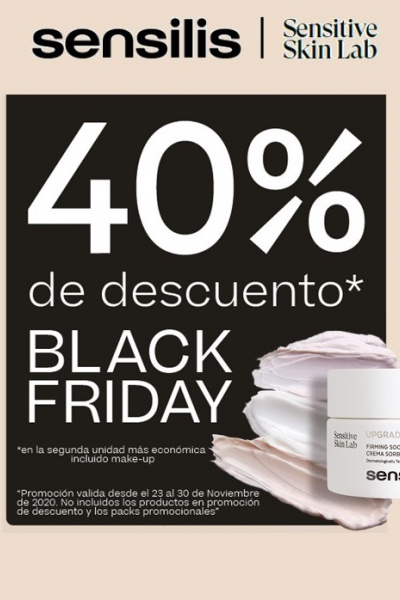 BLACK FRIDAY -40% dte.  2º unitat SENSILIS