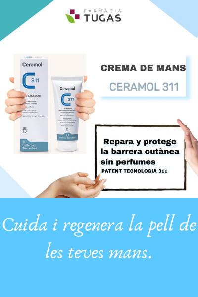 CERAMOL CREMA DE MANS.