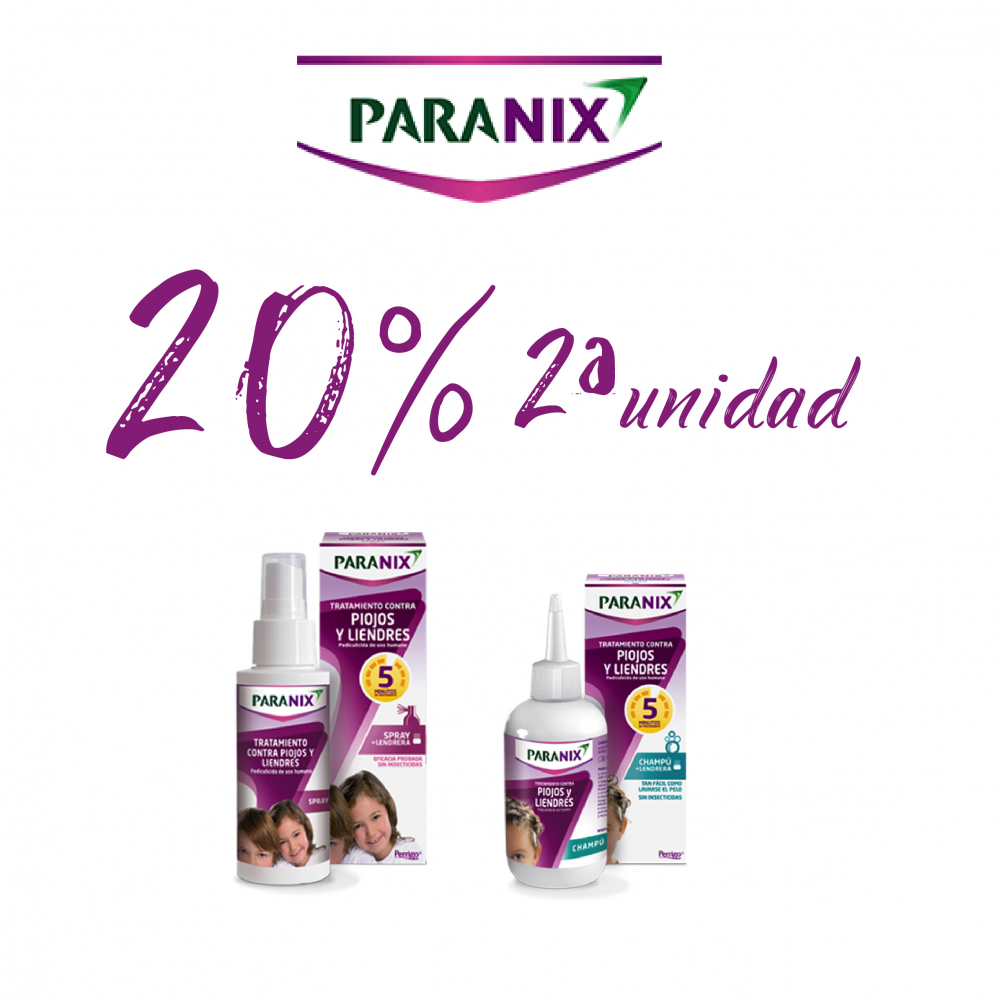 PARANIX 20% 2ªut
