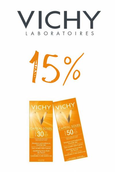 -15% en SOLARS Vichy