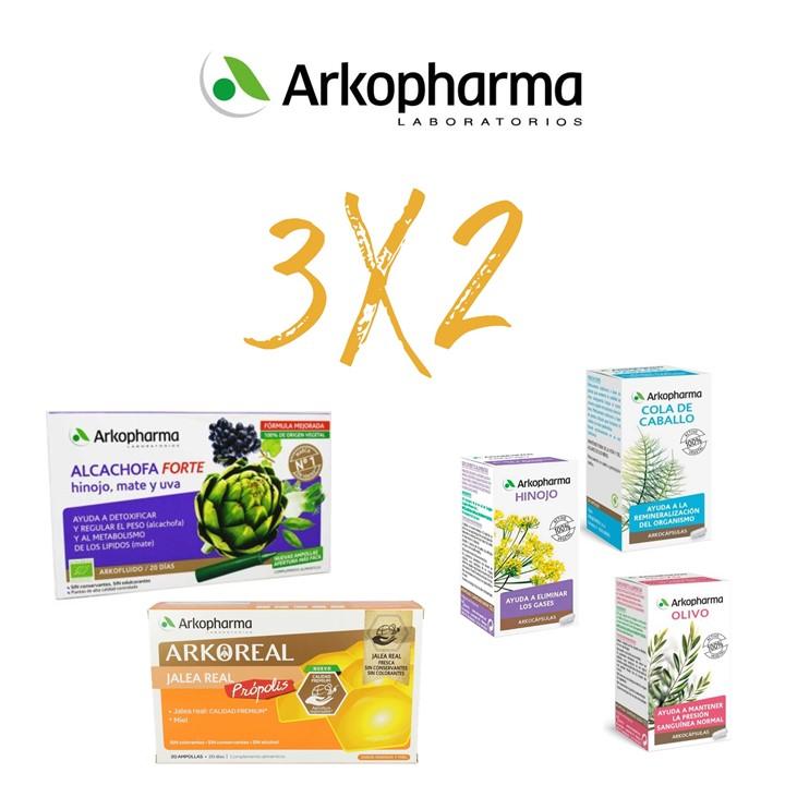ARKOPHARMA 3x2