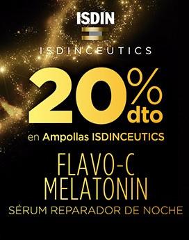 ISDINCEUTICS AMPOLLAS 20%