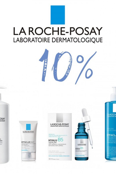 LA ROCHE POSAY 10% DTE