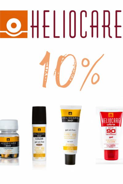 HELIOCARE 10% dto