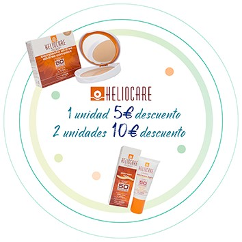 HELIOCARE -5€ -10€