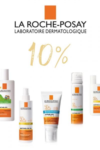 LA ROCHE POSAY SOLAR 10%