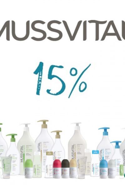 MUSSVITAL 15%