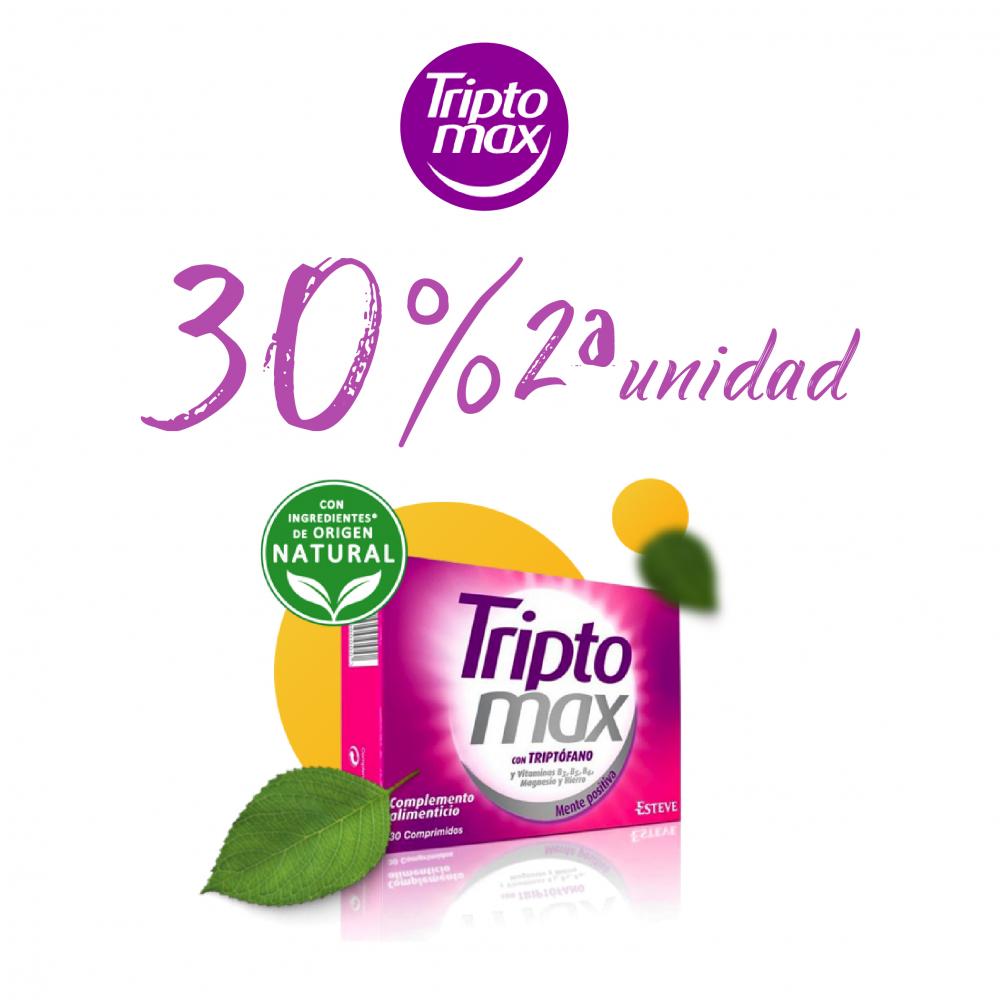 TRIPTOMAX 30% 2ªut