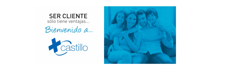 Hazte cliente Castillo