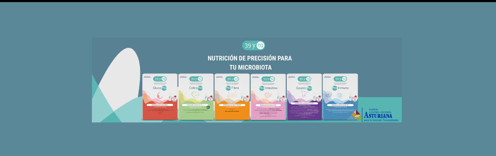 Soluciones probióticas de 39ytú