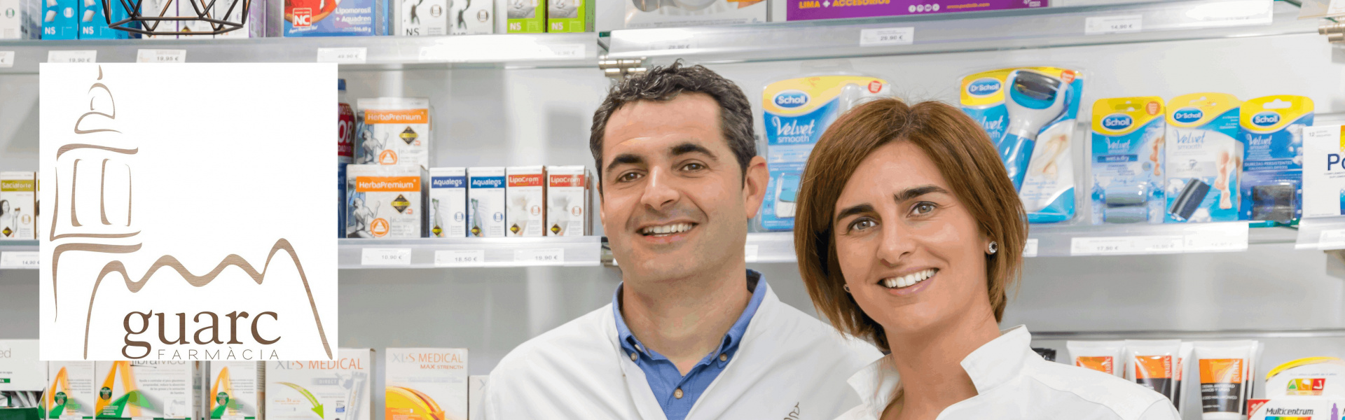 Formación y visita a Farmàcia Guarc sobre: