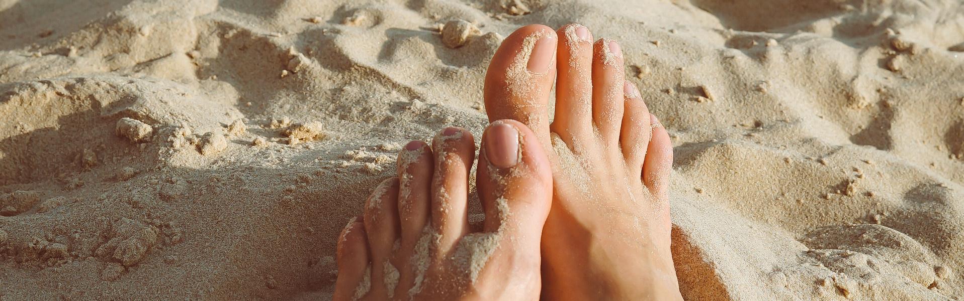 Posa els teus peus a punt per l'estiu