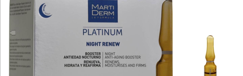 Platinum Night Renew Martiderm