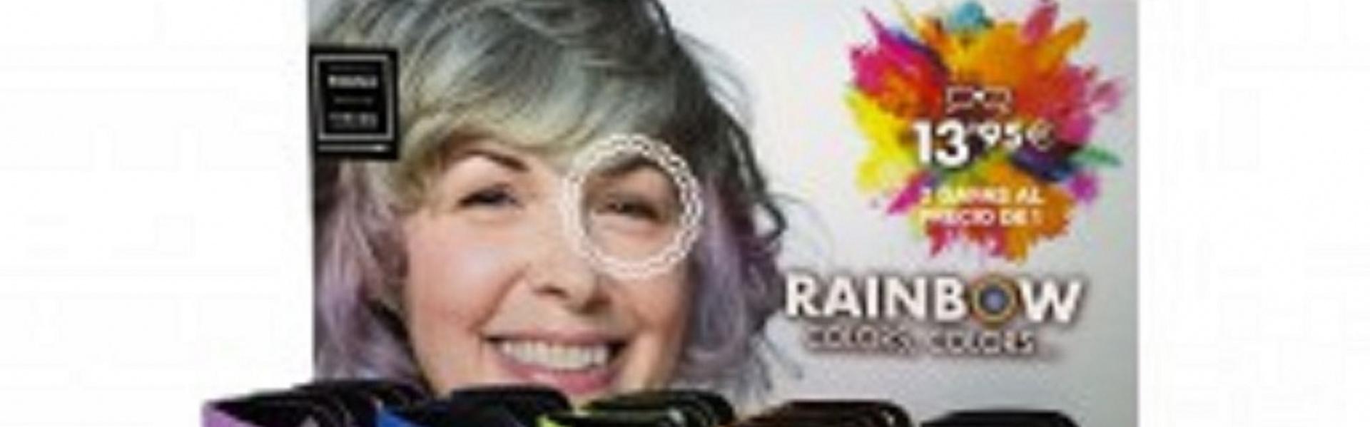 GAFAS RAINBOW 2X1 A 13.95€