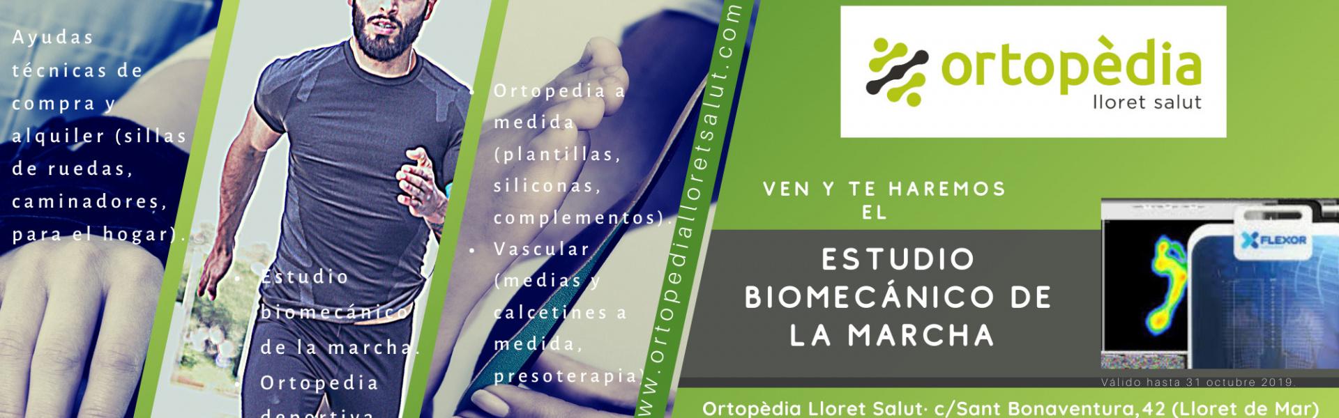 Estudi biomecànic de la marxa